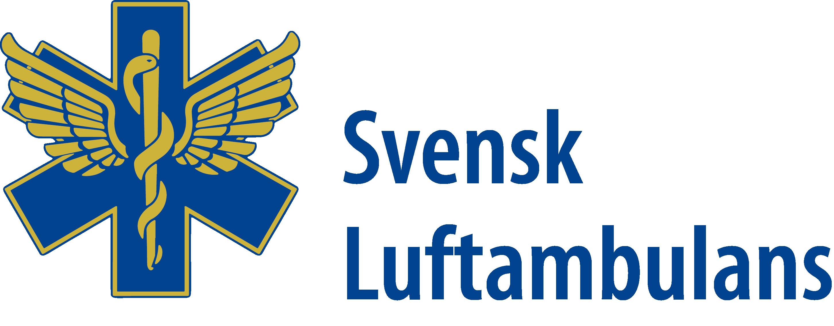 Svensk Luftambulans logotyp